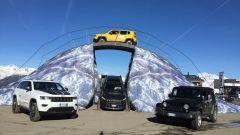 Jeep Winterproof Tour 2017: con la gamma Jeep al seguito dei Deejay Xmasters - Immagine: 13