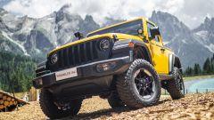 Jeep Wrangler 1941: l'allestimento by Mopar al Camp Jeep 2019
