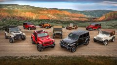 Nuova Jeep Wrangler 2018: in video dal Salone di Ginevra - Immagine: 9