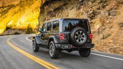 Nuova Jeep Wrangler 2018: in video dal Salone di Ginevra - Immagine: 11