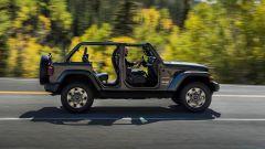 Nuova Jeep Wrangler 2018: in video dal Salone di Ginevra - Immagine: 14