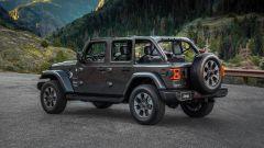 Nuova Jeep Wrangler 2018: in video dal Salone di Ginevra - Immagine: 17