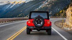 Nuova Jeep Wrangler 2018: in video dal Salone di Ginevra - Immagine: 27