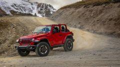 Nuova Jeep Wrangler 2018: in video dal Salone di Ginevra - Immagine: 29