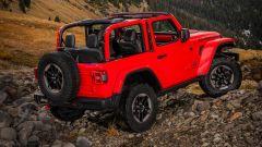 Nuova Jeep Wrangler 2018: in video dal Salone di Ginevra - Immagine: 31