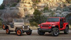 Nuova Jeep Wrangler 2018: in video dal Salone di Ginevra - Immagine: 49