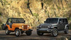 Nuova Jeep Wrangler 2018: in video dal Salone di Ginevra - Immagine: 50