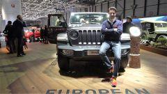 Nuova Jeep Wrangler 2018: in video dal Salone di Ginevra - Immagine: 1
