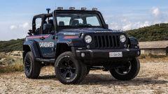 Jeep Wrangler: la nuova arma per i Carabinieri - Immagine: 1