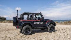 Jeep Wrangler: la nuova arma per i Carabinieri - Immagine: 2