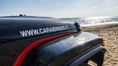 Jeep Wrangler: la nuova arma per i Carabinieri - Immagine: 7