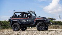 Jeep Wrangler: la nuova arma per i Carabinieri - Immagine: 9