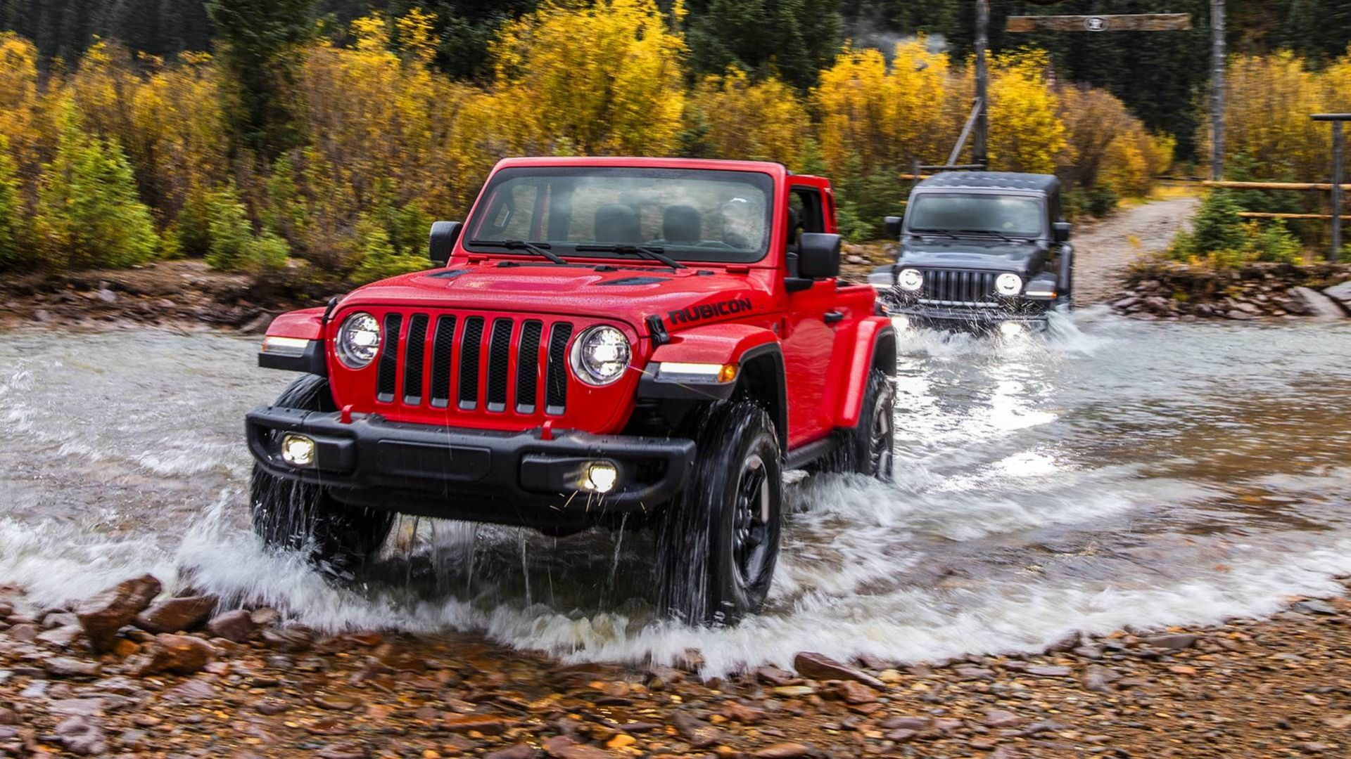 Nuova Jeep Wrangler 2018: nel 2020 sarà anche ibrida plug ...