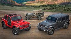 Jeep Wrangler 2018: tutte le novità in 50 foto