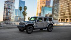 Jeep Wrangler 4xe 2021: il fuoristrada arriva in versione Plug-in Hybrid
