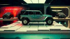 Jeep Wrangler 4xe, al CES in realtà aumentata