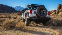 Jeep Wrangler 4xe First Edition 2021: posteriore