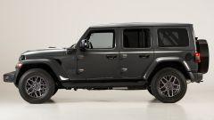 Jeep Wrangler 4xe First Edition 2021: la plug-in si ordina online