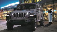 Nuova Jeep Wrangler Unlimited 4xe plug-in: quali versioni, quanto costa