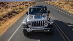 Jeep Wrangler 4xe plug-in: disponibile in tre allestimenti