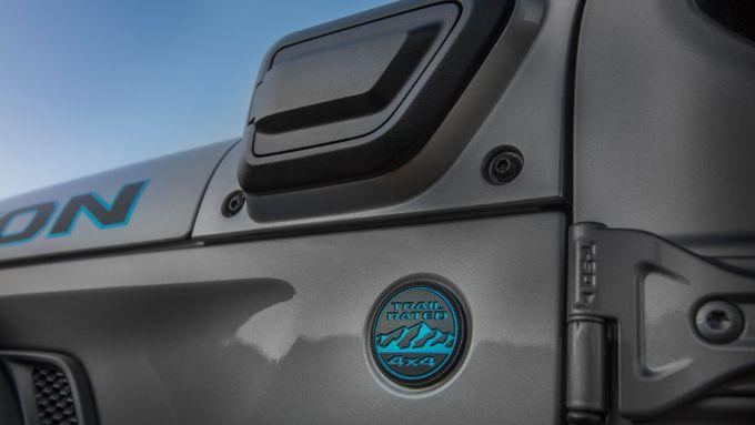 Jeep Wrangler 4xe plug-in: fuoristrada 100% elettrico
