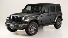 Jeep Wrangler 4xe plug-in: il modello First Edition venduto solo online