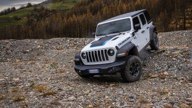 SUV - Sold out: Jeep Wrangler 4xe fa il tutto esaurito negli USA