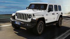 Jeep Wrangler 80° Anniversario