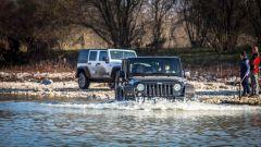 Jeep Wrangler: a Gradisca è il momento di guadare