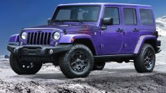 Jeep Wrangler Backcountry - Immagine: 1