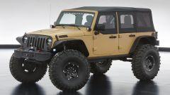 Jeep Wrangler: cinque concept al Moab 2013 - Immagine: 8