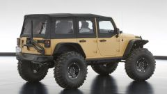 Jeep Wrangler: cinque concept al Moab 2013 - Immagine: 7