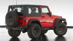 Jeep Wrangler: cinque concept al Moab 2013 - Immagine: 10