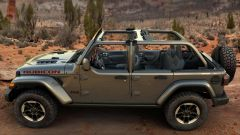 Jeep Wrangler Half-Door by Mopar