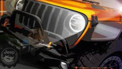Jeep Wrangler, in arrivo novità anche da Mopar