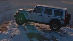 Jeep Wrangler, plug-in hybrid in arrivo