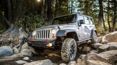 Jeep Wrangler Rubicon 10th Anniversary - Immagine: 2