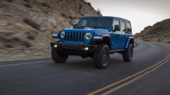 Jeep Wrangler Rubicon 392: 3/4 anteriore