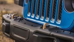 Jeep Wrangler Rubicon 392: dettaglio frontale