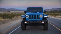Jeep Wrangler Rubicon 392: frontale