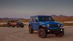 Jeep Wrangler Rubicon 392: la Wrangler più potente di sempre