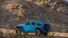 Jeep Wrangler Rubicon 392: laterale