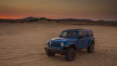 Jeep Wrangler Rubicon 392: pensata per l'off-road ma anche per chi ama la velocità
