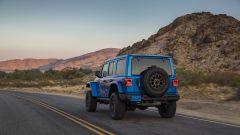 Jeep Wrangler Rubicon 392: posteriore