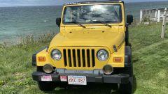 Jeep Wrangler Rubicon 4x4 Limousine 2006, il frontale