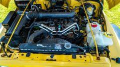 Jeep Wrangler Rubicon 4x4 Limousine 2006, il motore