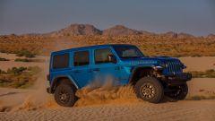 Jeep Wrangler Rubicon V8, guarda il video della presentazione - Immagine: 14