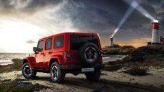 Jeep Wrangler X - Immagine: 1