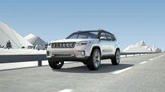 Jeep Yuntu concept: anticipa la futura Cherokee?