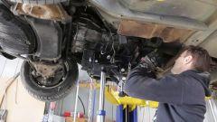 Jeff al lavoro: il restomod dell'Alfa romeo GTV è stato profondo